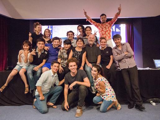 Usbekisches Marionettentheater zu Gast in Schönbrunn