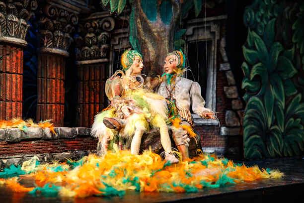 die zauberflöte wien marionettentheater