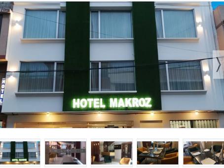 HOTEL MAKROZ-  HABITACIÓN INDIVIDUAL EJECUTIVA 50% ONE - LATACUNGA