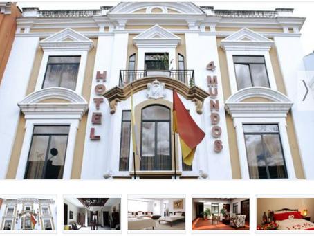 OFERTA HOTEL 4 MUNDOS, POR EL 50% EN LA MONEDA ONE (VALOR DE $5.00).