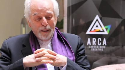 Entrevista con Alejandro Jodorowsky