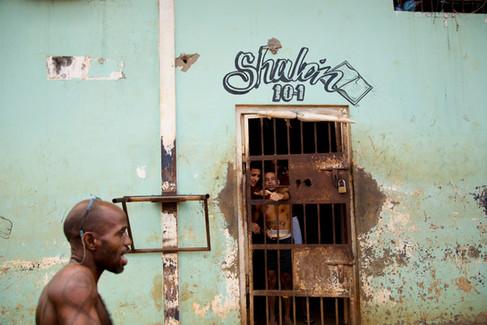 La Joya Penitentiary, Panama.