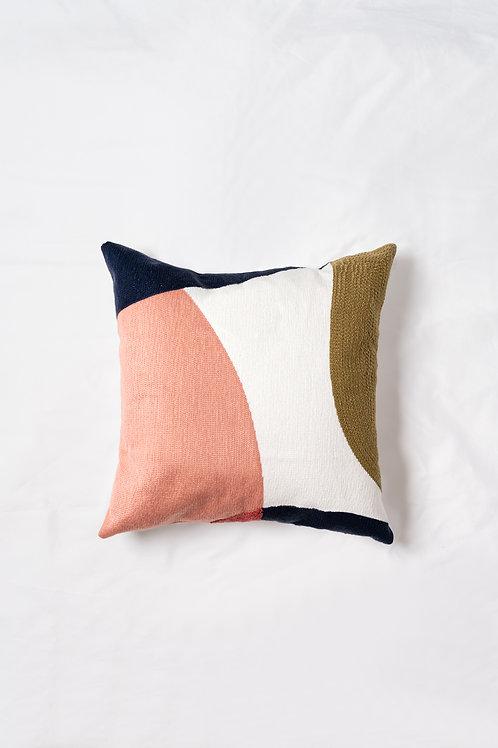 Neapolitan Pillow Cover