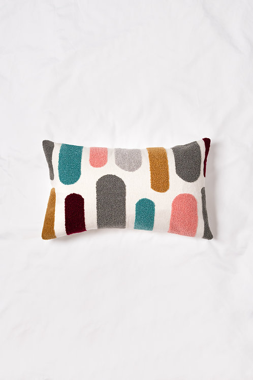 Geo Pop Pillow Cover