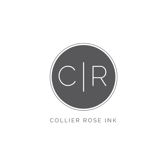 Collier Rose Ink