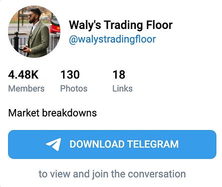 Waly Khan Telegram