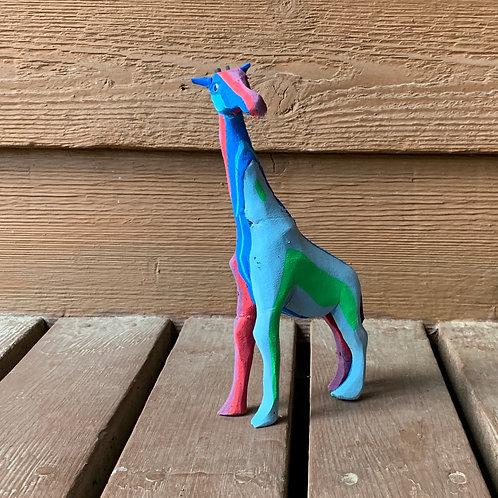 Flip Flop Animals:  Giraffe #4