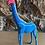 Thumbnail: Flip Flop Animal:  Large Giraffe #3