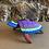 Thumbnail: Flip Flop Animals :  Large Turtle #2