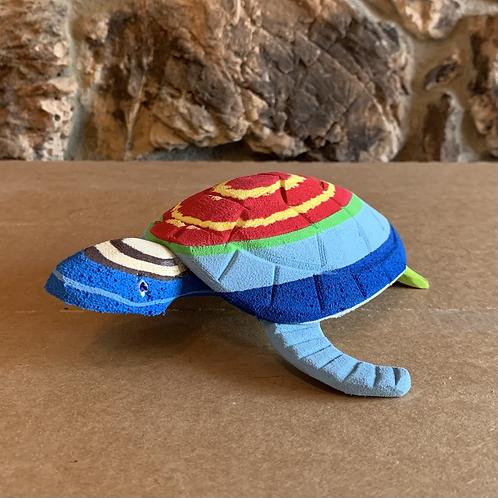 Flip Flop Animals :  Large Turtle #8