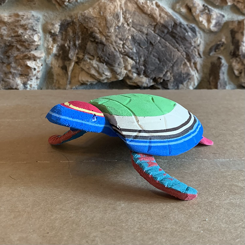 Flip Flop Animals :  Large Turtle #5
