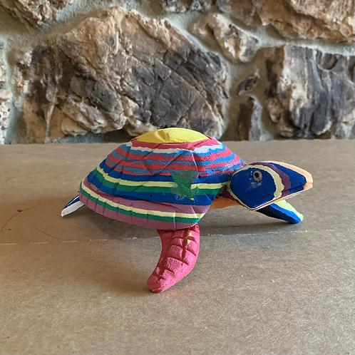 Flip Flop Animals :  Large Turtle #3