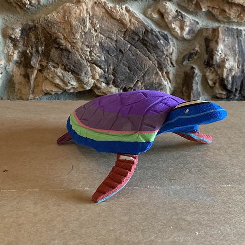 Flip Flop Animals :  Large Turtle #2