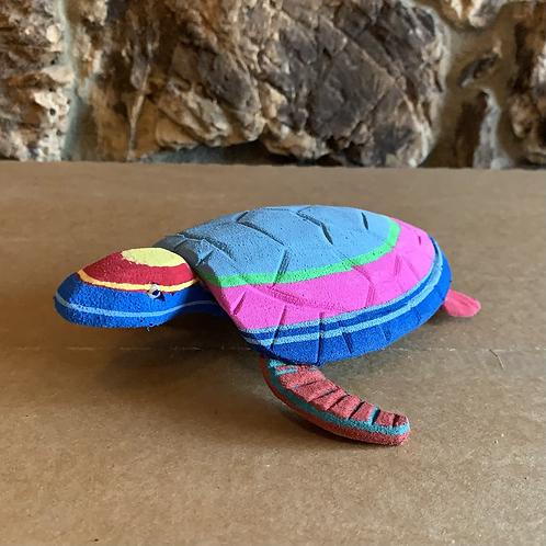 Flip Flop Animals :  Large Turtle #9