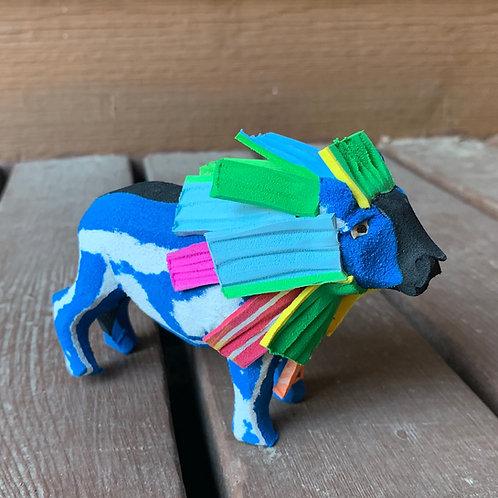 Flip Flop Animal: Lion #1