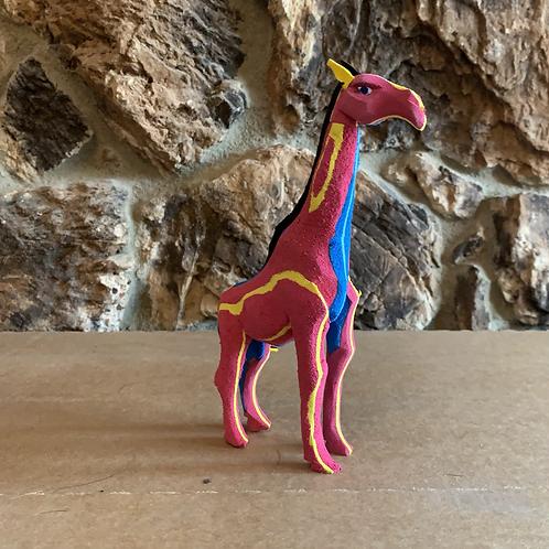 Flip Flop Animals :  Giraffe #9