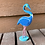 Thumbnail: Flip Flop Animals Large Flamingo #5