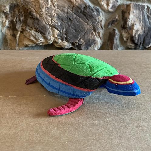 Flip Flop Animals :  Large Turtle #7