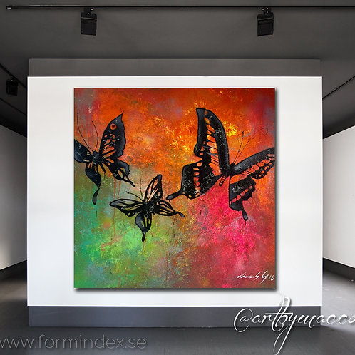 """BUTTERFLY ESCAPE"""