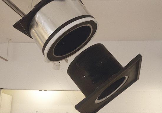 Cylinder Pinhole Camera
