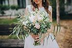 Brautstrauß und Hochzeitsfloristik