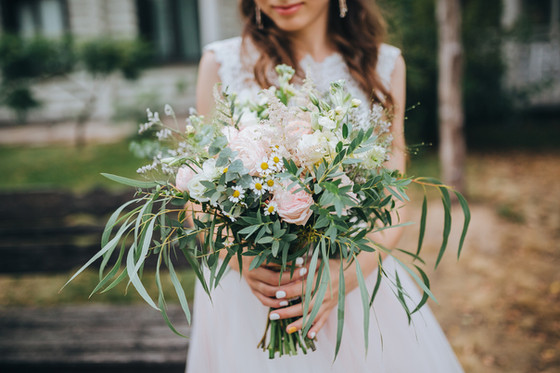Bridal bouquet: 5 tips to keep it unique
