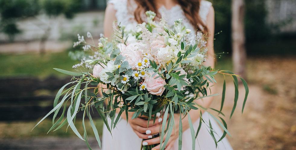 Throwaway Bouquet - Handtied