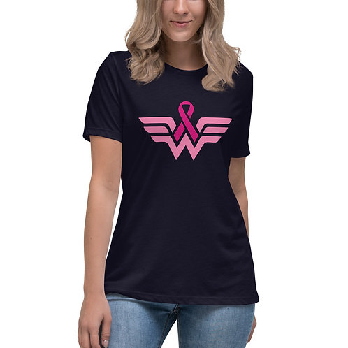 Breast Cancer Awareness Women's Relaxed Tee