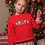 Thumbnail: Holiday Friends Kids Crewneck