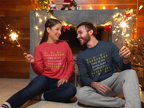 Holiday Sweater Crew
