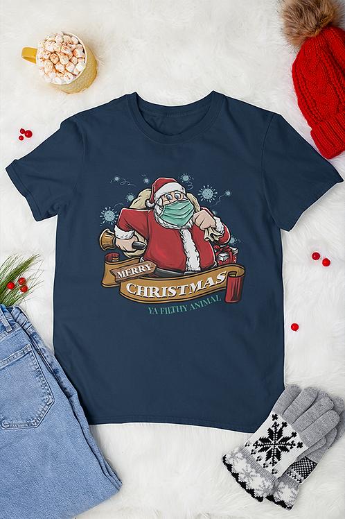 Covid Christmas Tee