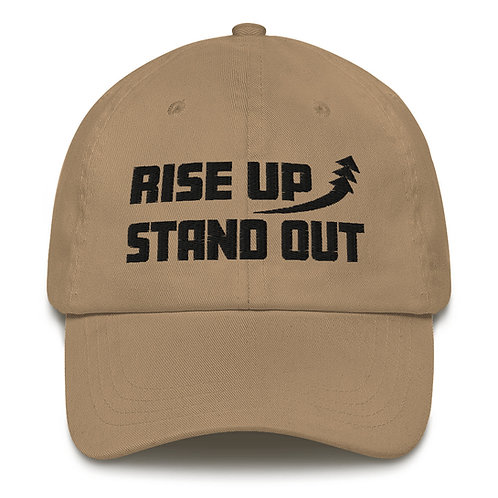 RISE UP STAND OUT HAT