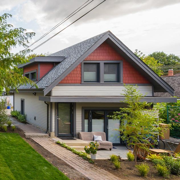 Laneway Homes, Vancouver, BC