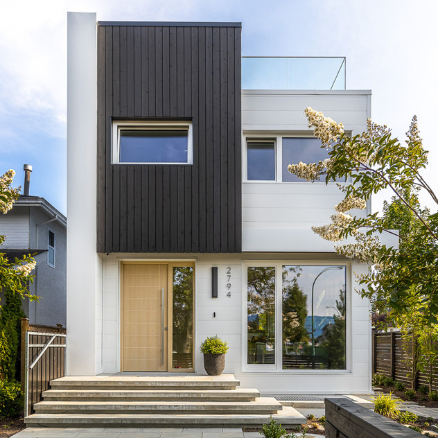 Certified Passive House - 2794 W 23rd Avenue, Vancouver, BC