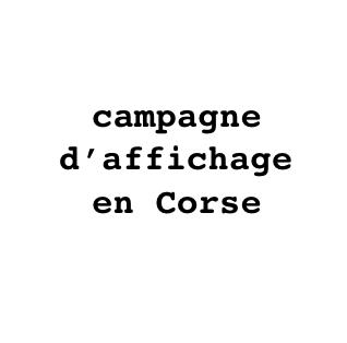 Les campagnes d'affichage