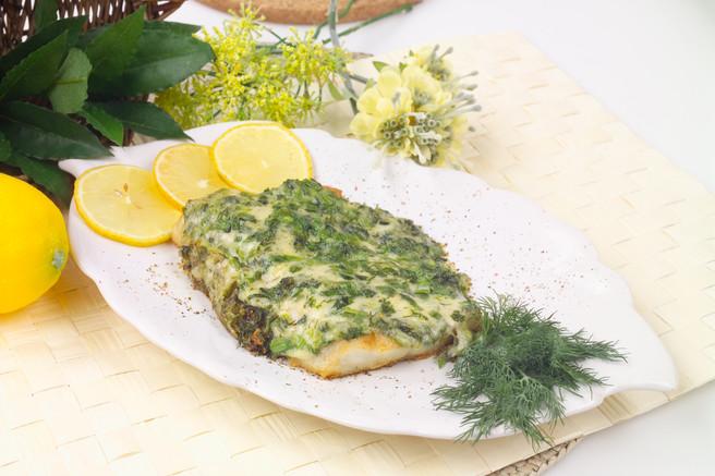 Рыба запечённая под сыром