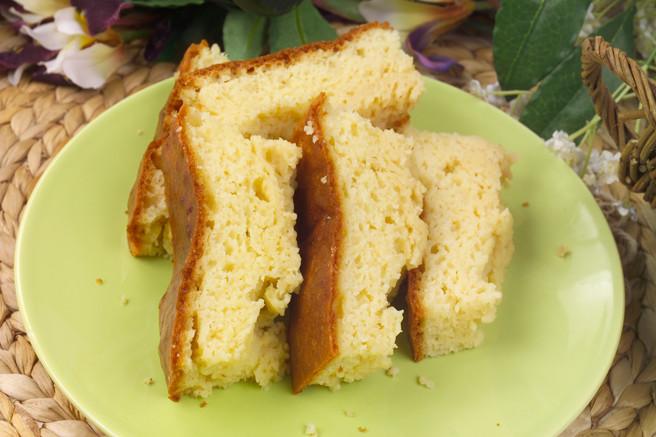 Пирог из брынзы