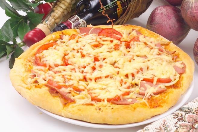 Пицца сдобная
