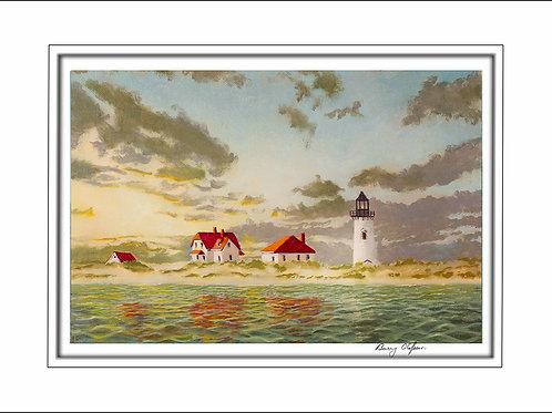 FA00277 Race Point Lighthouse