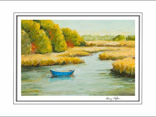 FA00154 Herring River Dory