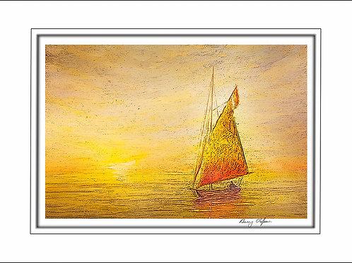 FA00191 Sailboat