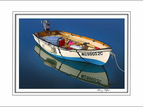 00241 Rowboat Cape Cod