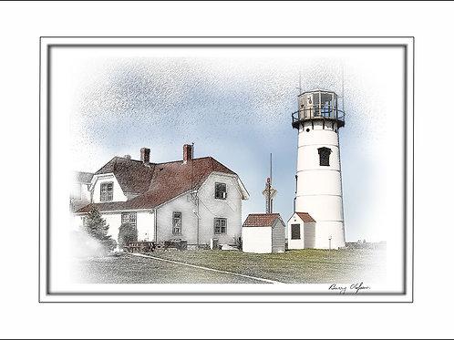 00003 Chatham Lighthouse Cape Cod
