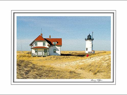 00223 Race Point Lighthouse Provincetown Cape Cod