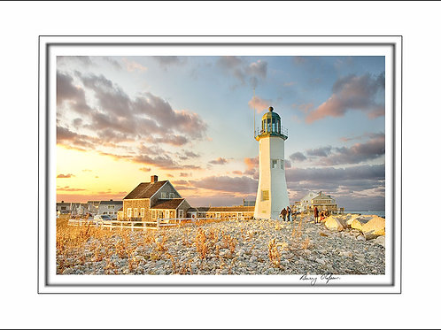 00705 Scituate Lighthouse