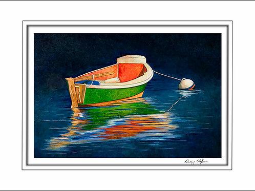 FA00142 Rowboat