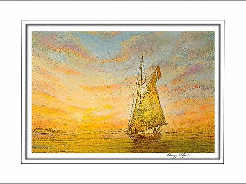 FA00188 Sailboat