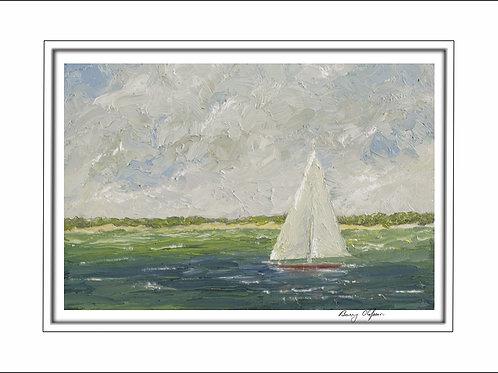 FA00250 Sailboat