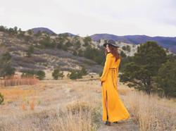 Gold dress 5