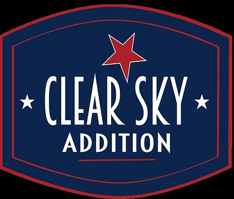 Clear Sky Addition logo
